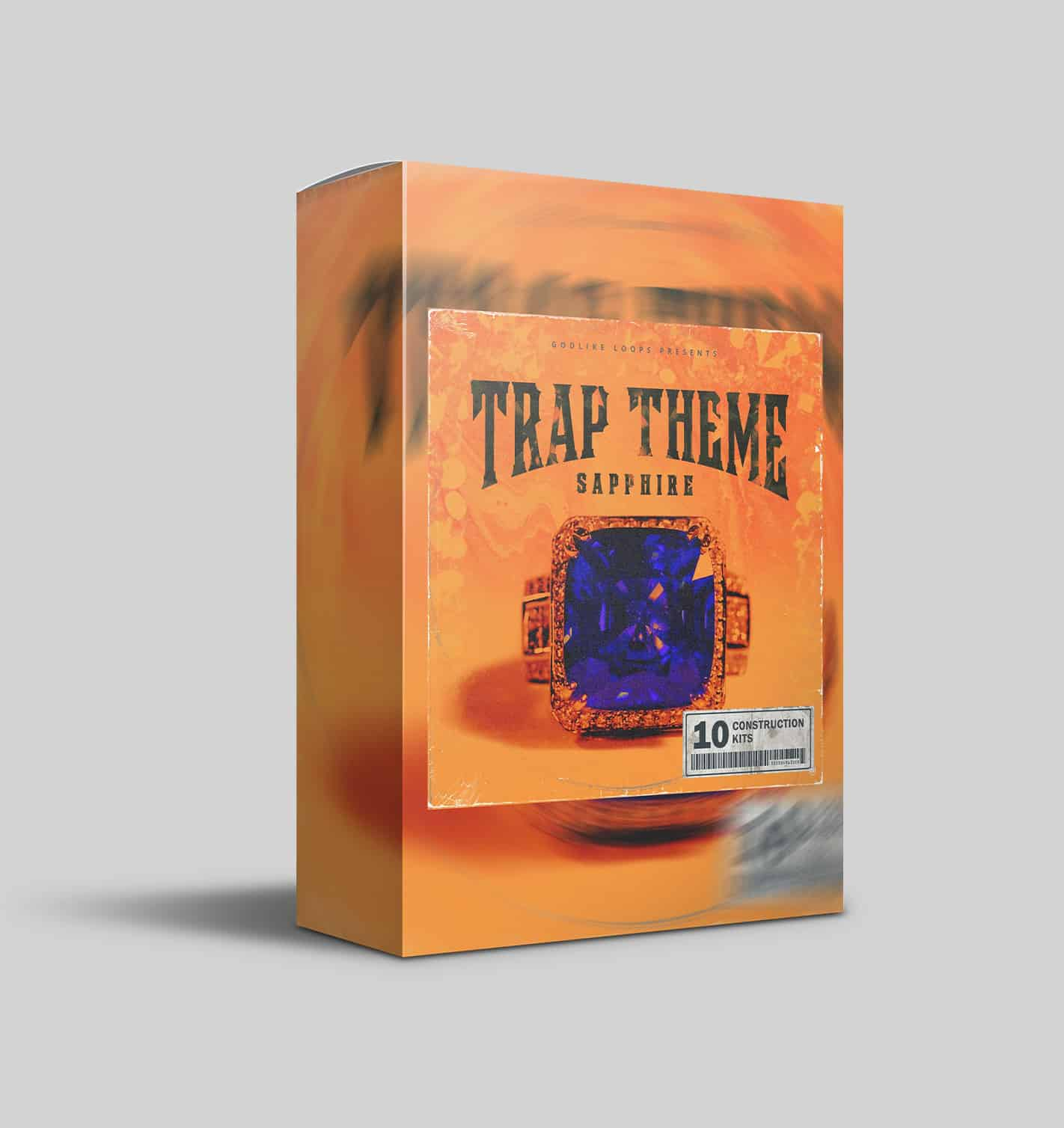 Godlike Loops - Trap Theme Sapphir