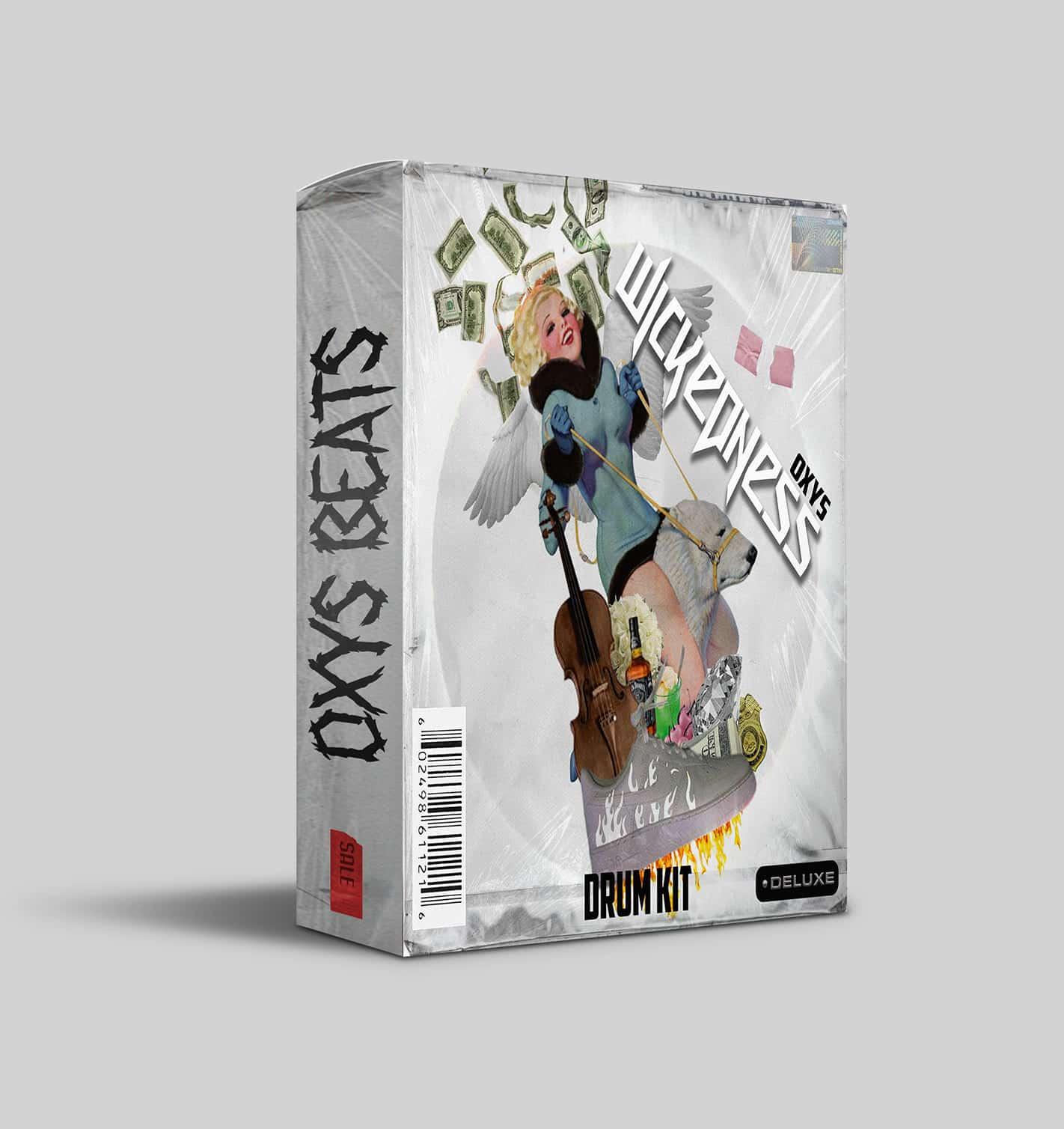 OxysBeat - Wickedness Drum Kit