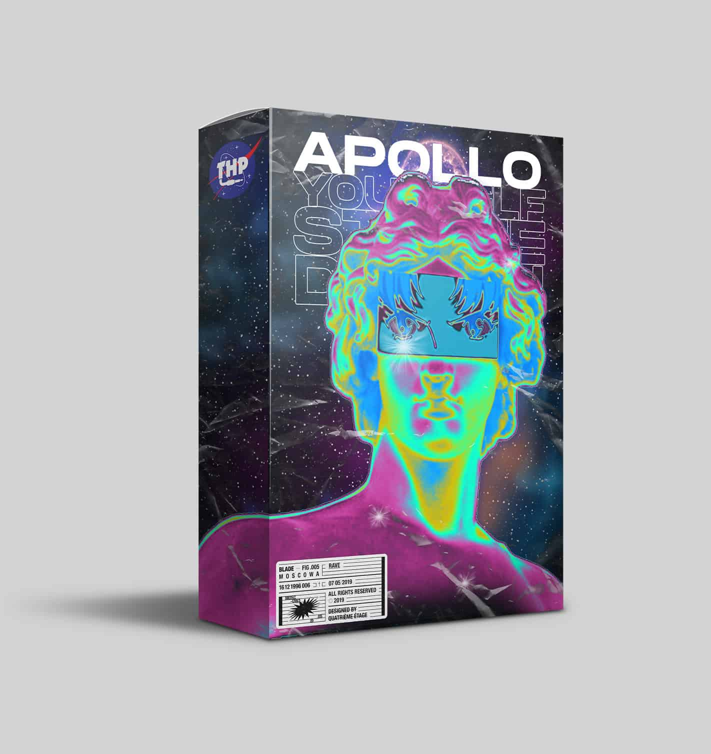 Apollo Sample Pack inspired by Cubeatz, PVLACE, Whippa