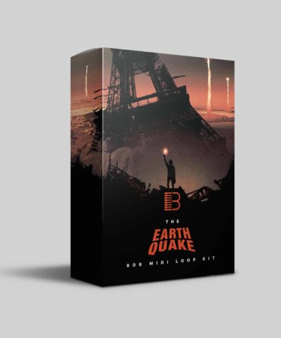 Brandon Chapa - The Earthquake 808 Kit