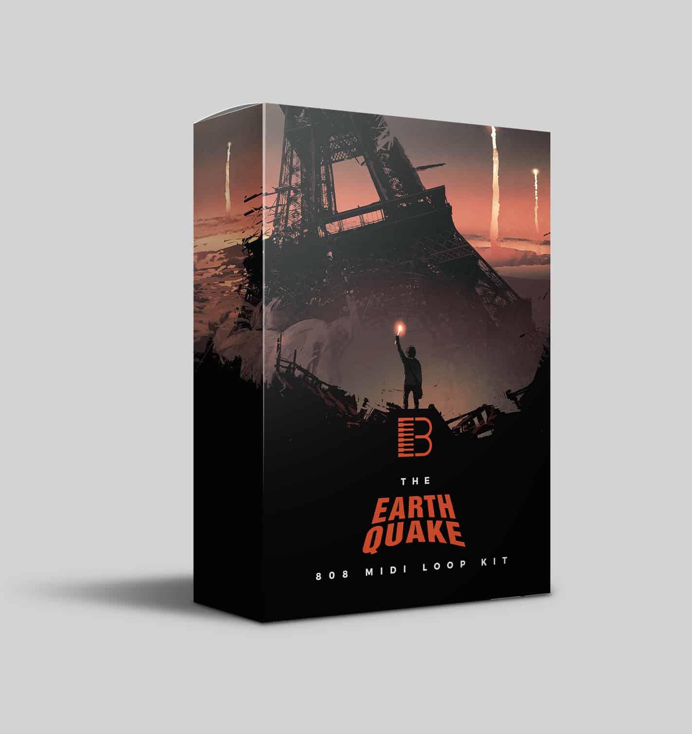 Brandon Chapa - The Earthquake 808 Kit