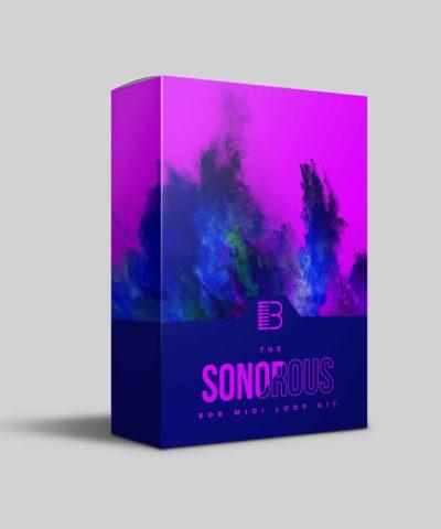 Brandon Chapa - The Sonorus 808 MIDI Kit