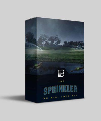 Brandon Chapa The Sprinkler