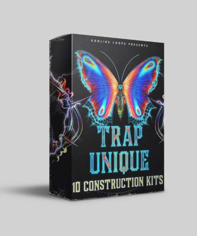 Godlike Loops - Trap Unique Construction Kits