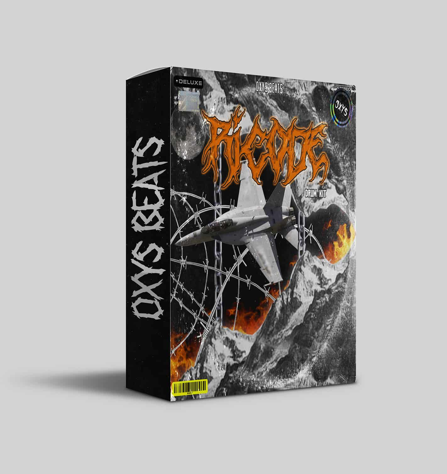 Oxys Beats - Ricode Drum Kit