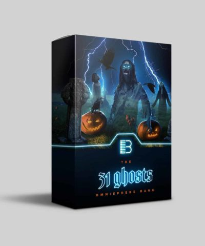 Brandon Chapa 31 Ghosts Omnisphere Banks