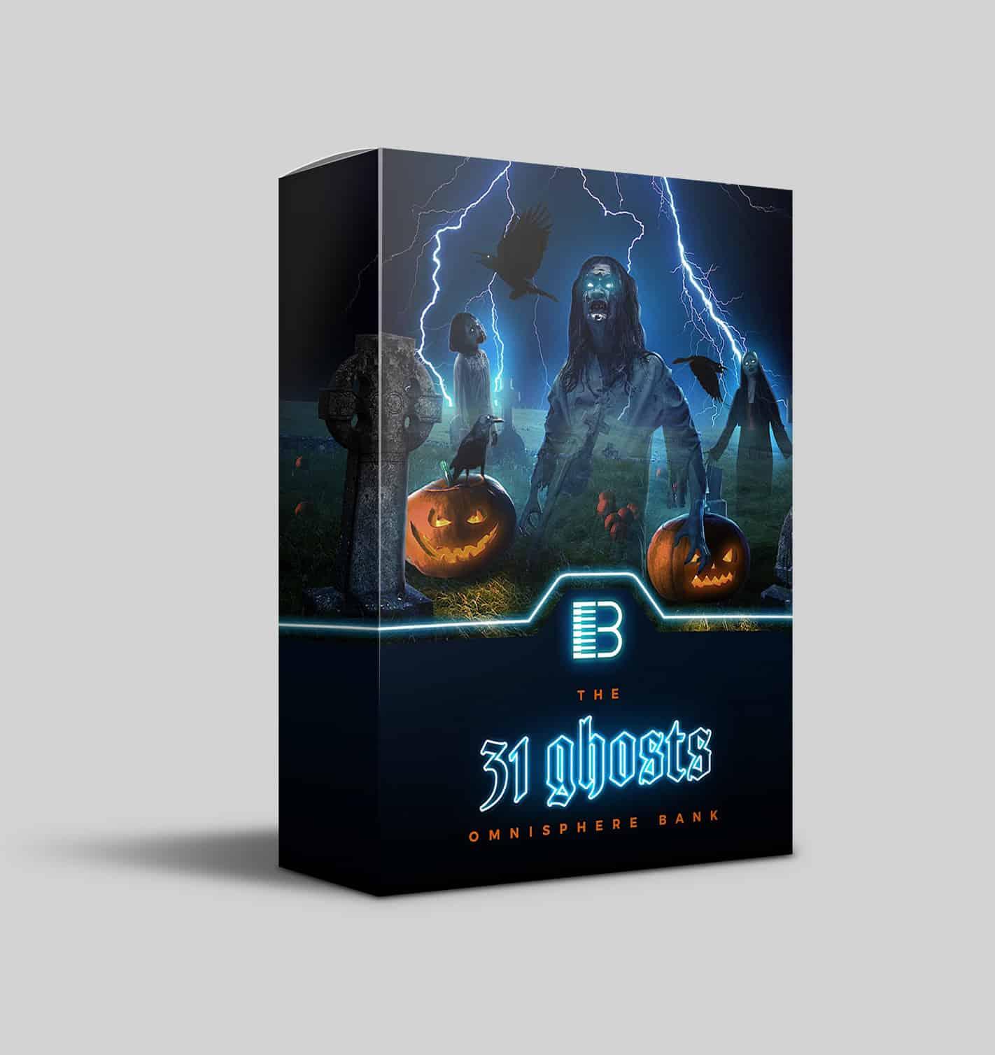 Brandon Chapa 31 Ghosts Omnisphere Banks