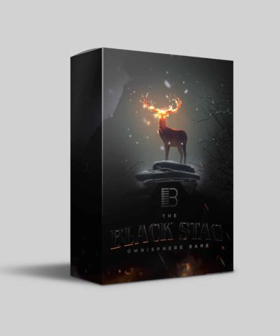 Black Stag - Free Omnisphere Bank for Hip Hop Producers