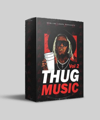 Godlike Loops - Thug Music Vol.2