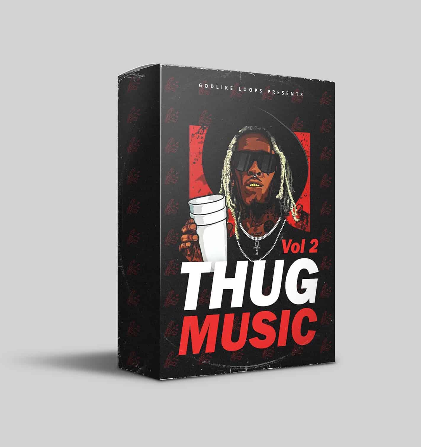 Godlike Loops - Thug Music Vol.2