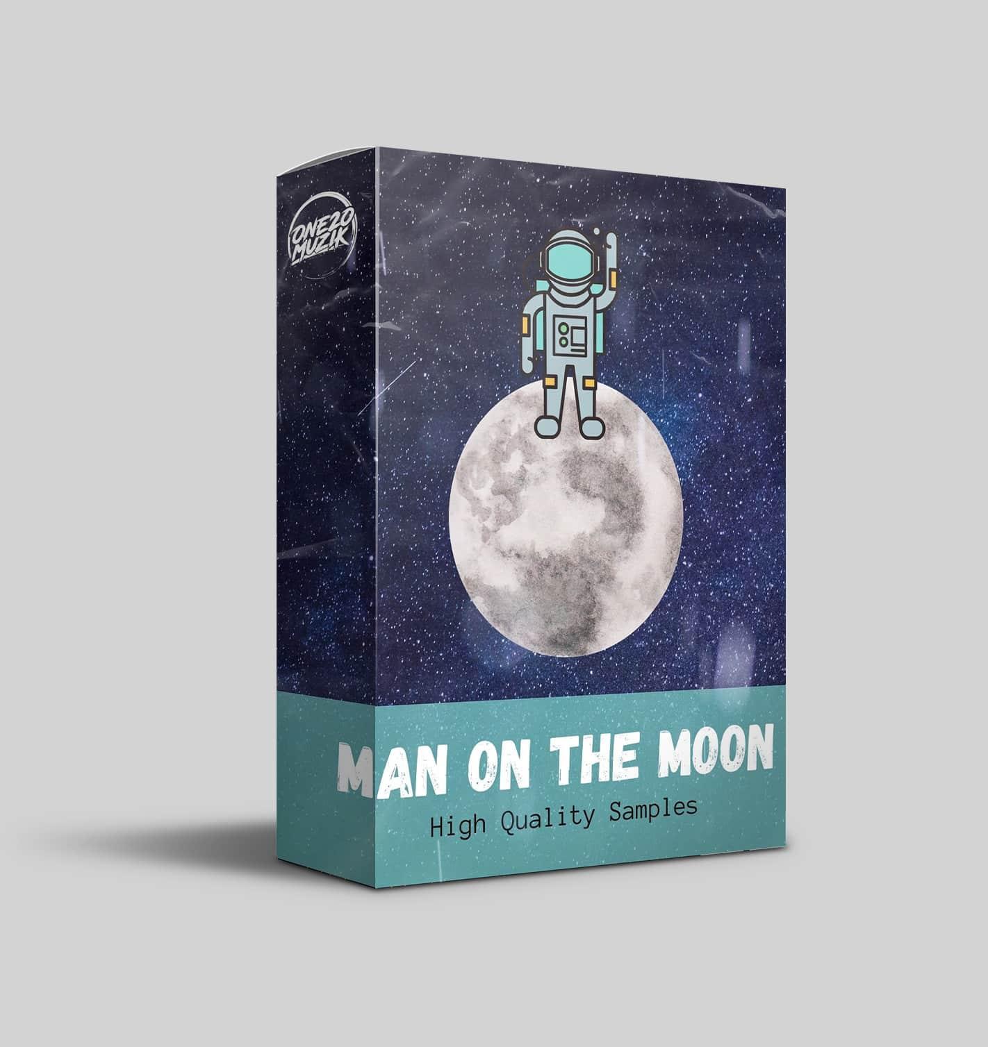 One20Muzik - Man on The Moon Sample Pack