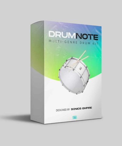 Sonics Empire - Drumnote