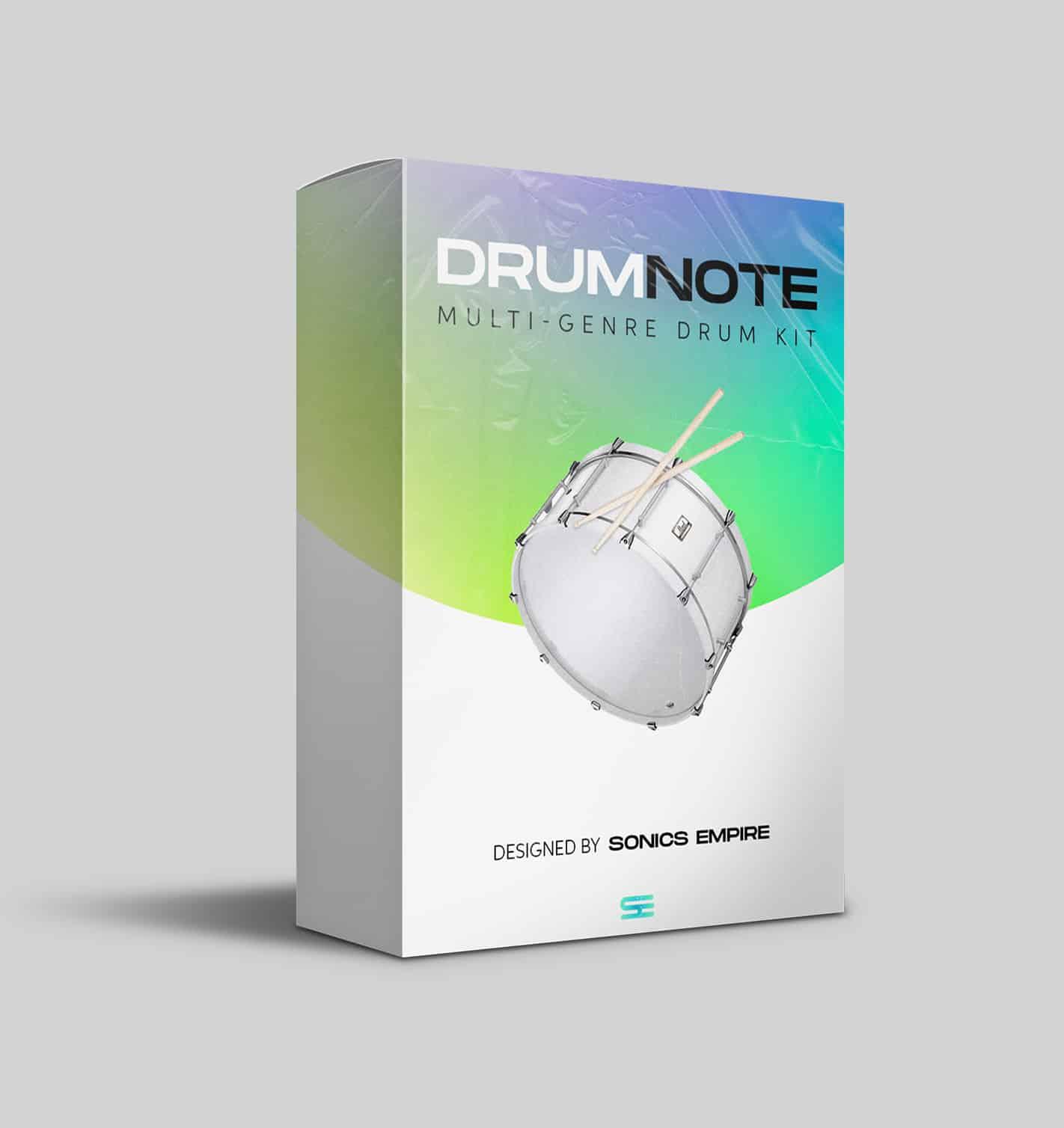 Sonics Empire - Drumnote