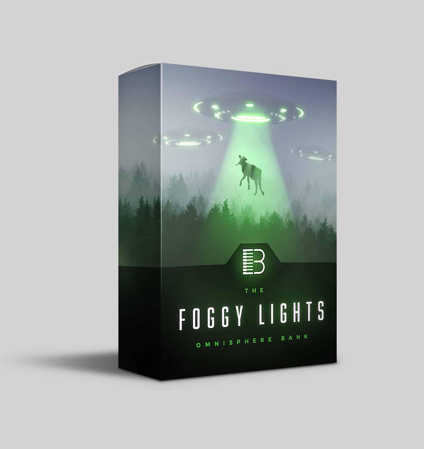 Brandon Chapa - Foggy Lights R&B Lofi Omnisphere Bank