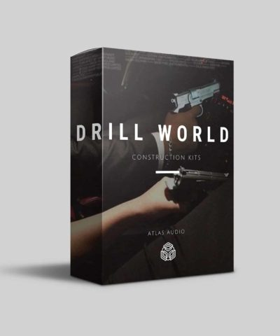 Make Drill Beats Now with Atlas Audio Drill World