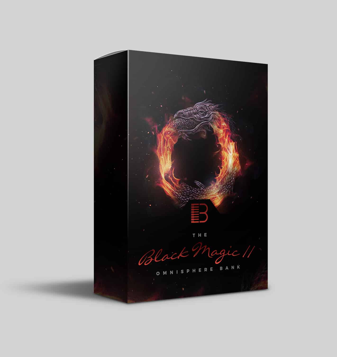 Brandon Chapa - Black Magic Omnisphere Bank