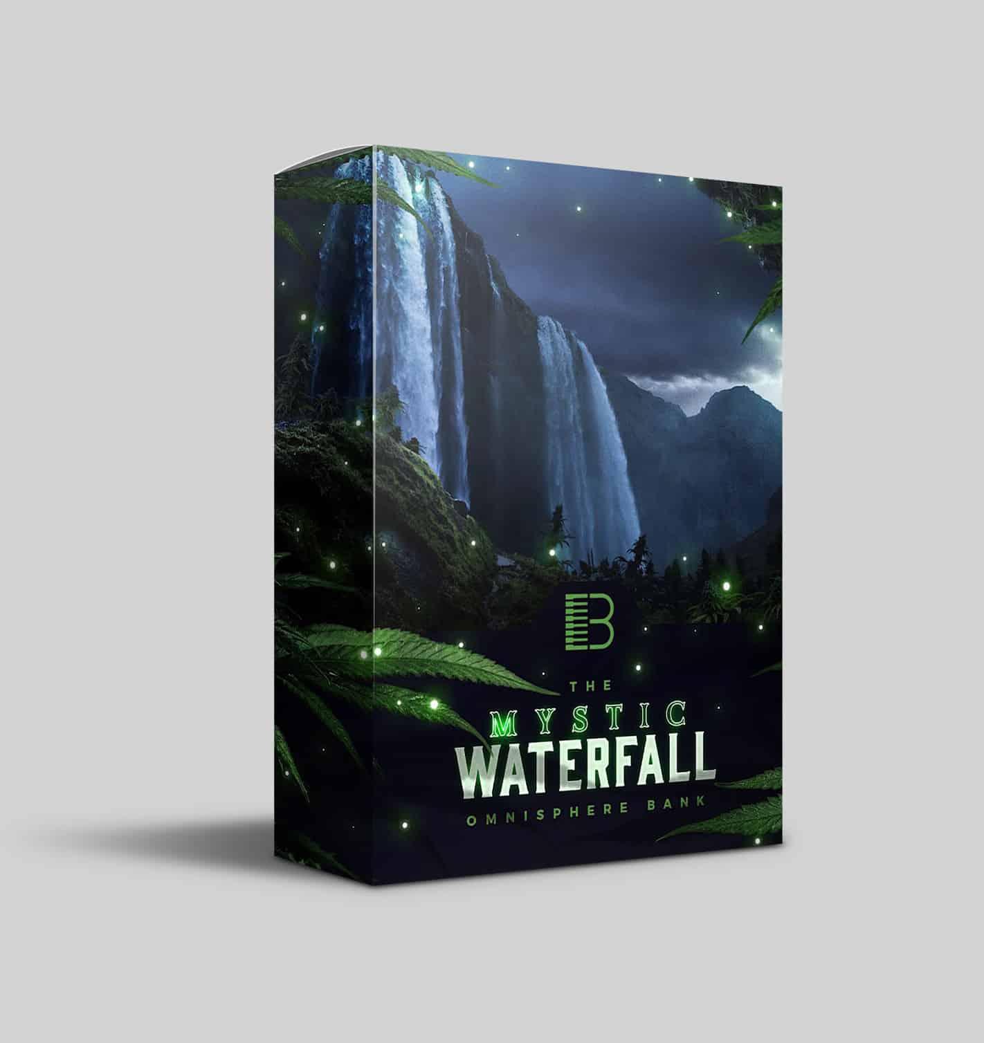 Brandon Chapa - Mystic Waterfall Omnisphere Bank