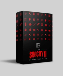 Brandon Chapa - Sin City Omnisphere Presets