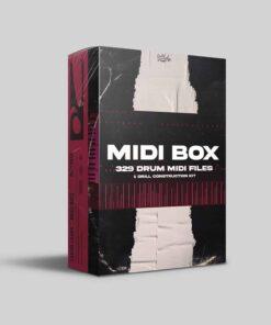Cartel Loops - MIDI Box (Midi Drum Patterns)