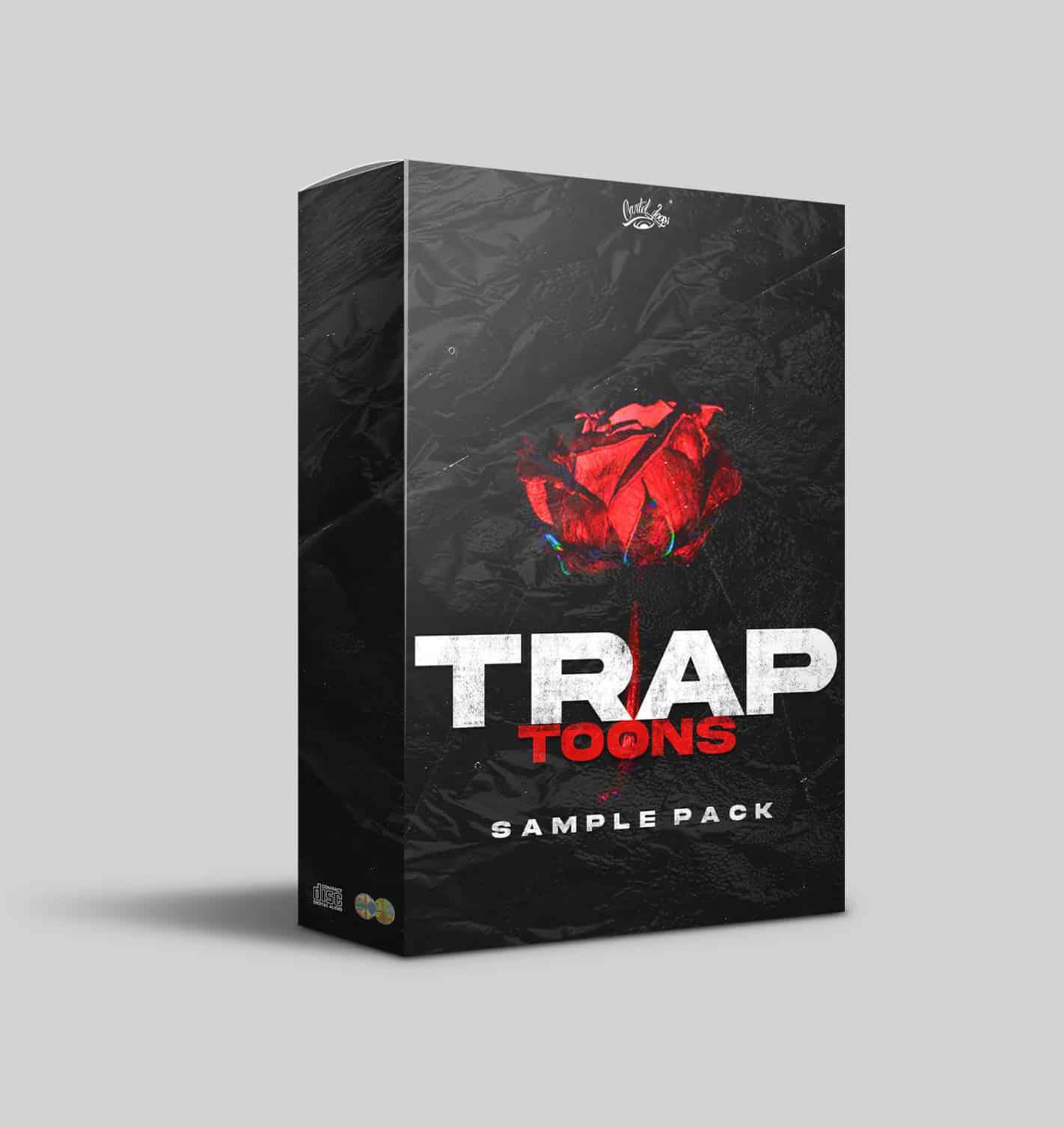 Cartel Loops - Trap Toons Samples
