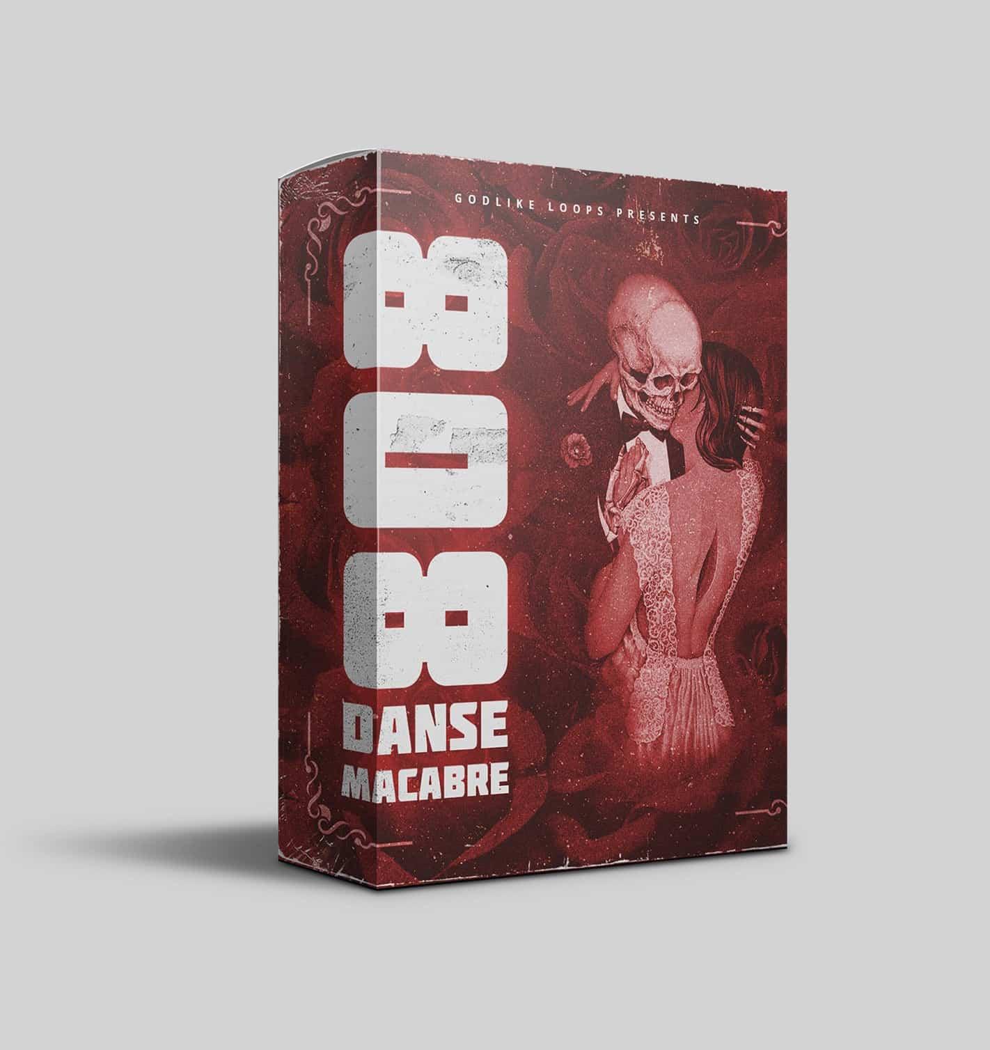 Godlike Loops - 808 Danse Macabre