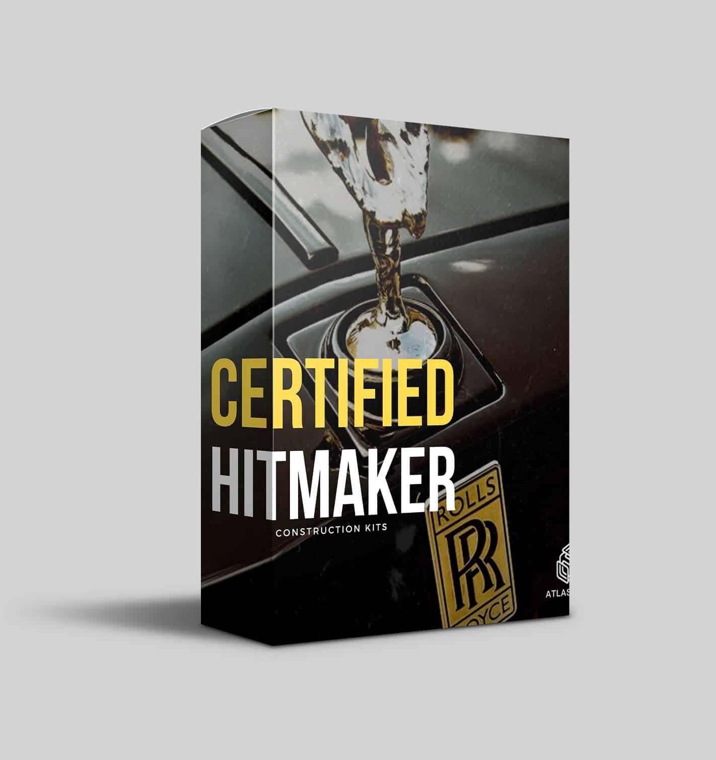 Atlas Audio - Certified Hitmaker (Construction Kit)