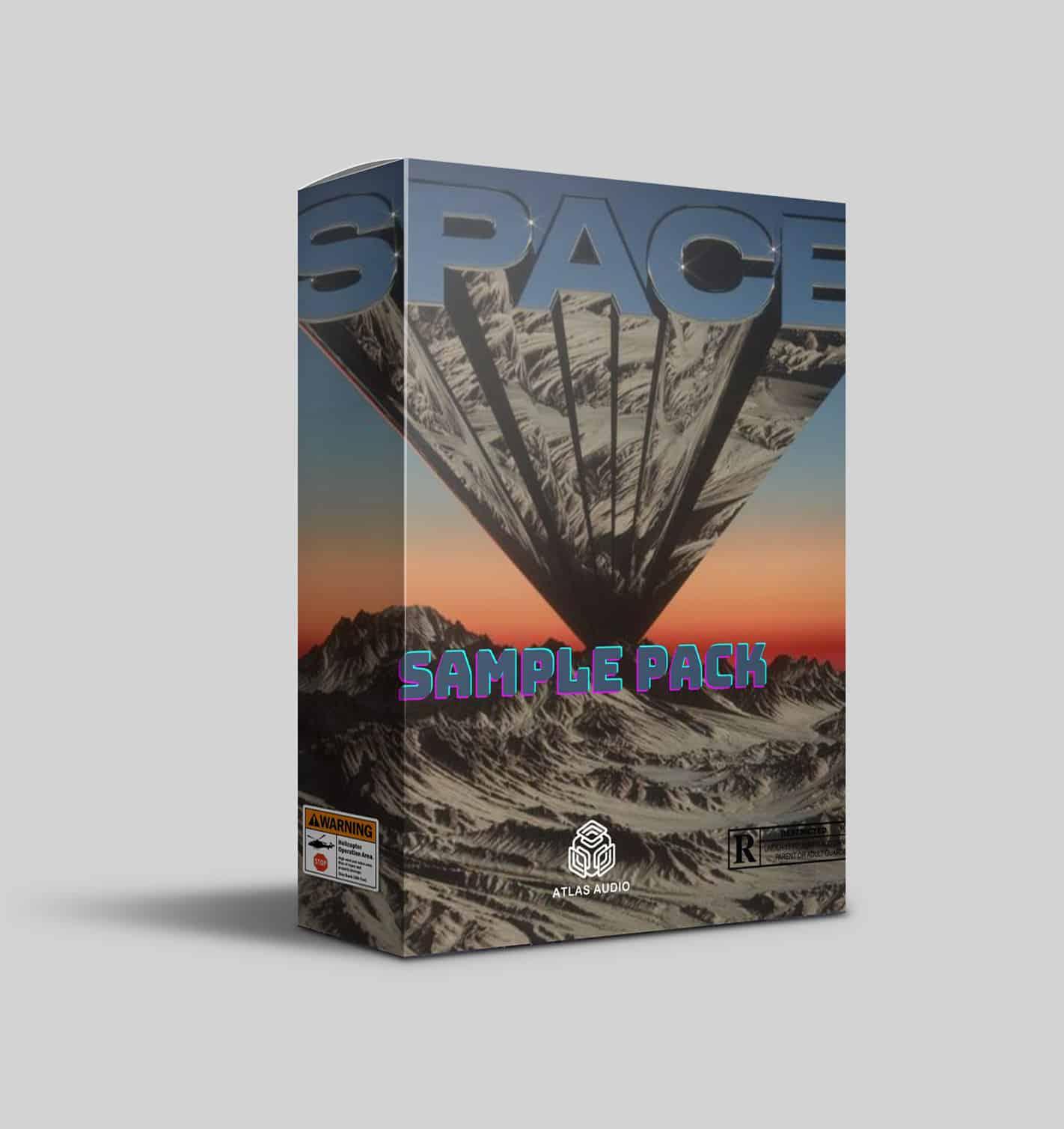 Atlas Audio Space Sample Pack