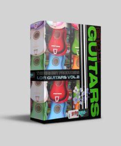 Hip Hop Lofi Guitars Vol.2