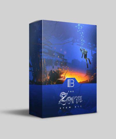 Amazing Stem Kit by Brandon Chapa - The Zora