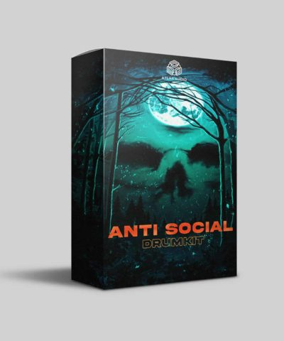 Atlas Audio - Anti Social Drum Kit