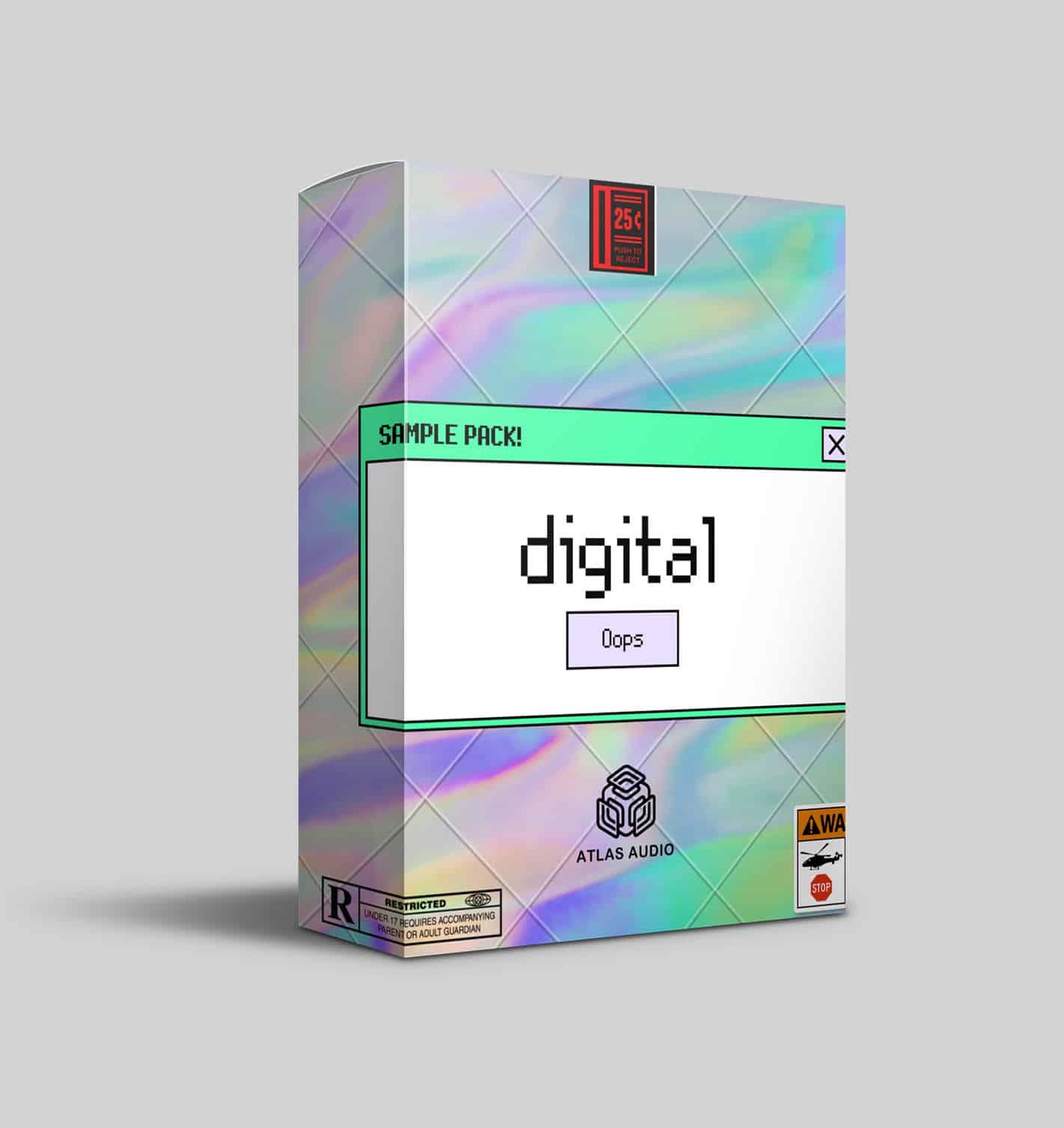 Atlas Audio - Digital Sample Pack