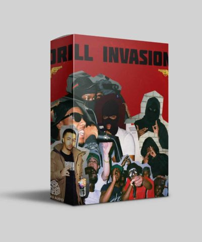 Atlas Audio - Drill Invasion