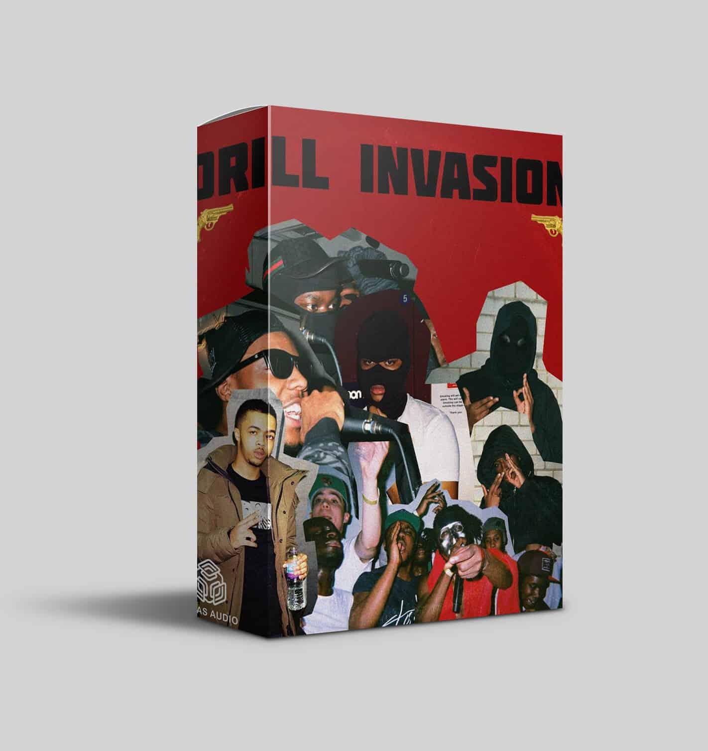 Atlas Audio - Drill Invasion