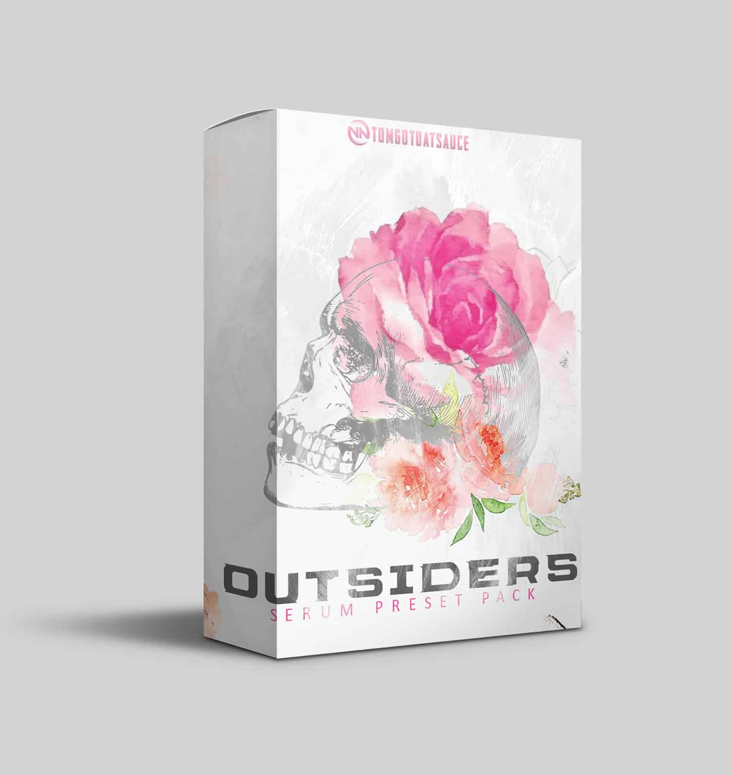 The Drum Banl (New Nation) Outsiders Serum Presets