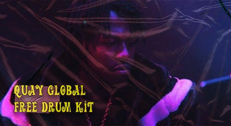 Quay Global Free Drum Kit