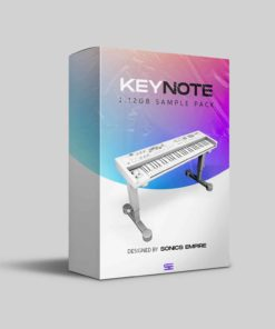 Sonics Empire Key Note sample Pack