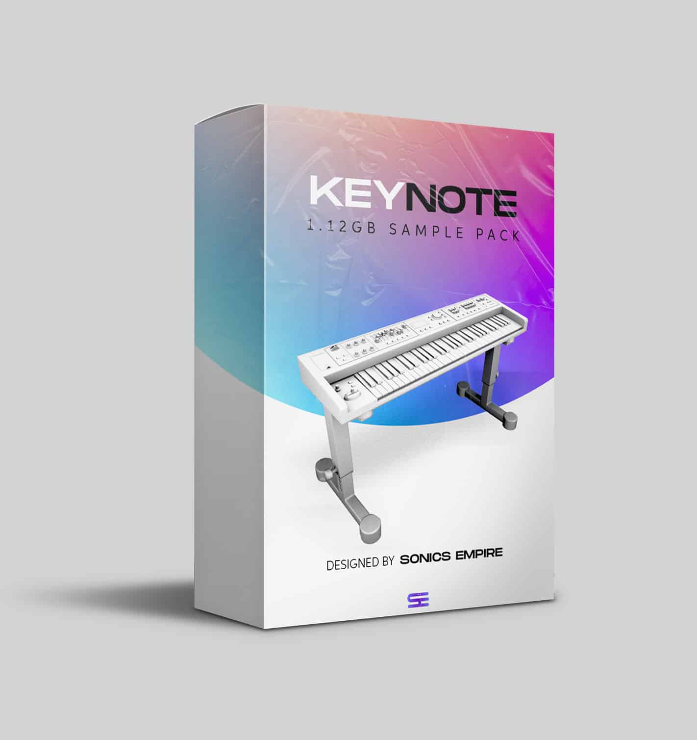 Sonics Empire Key Note sample Pack