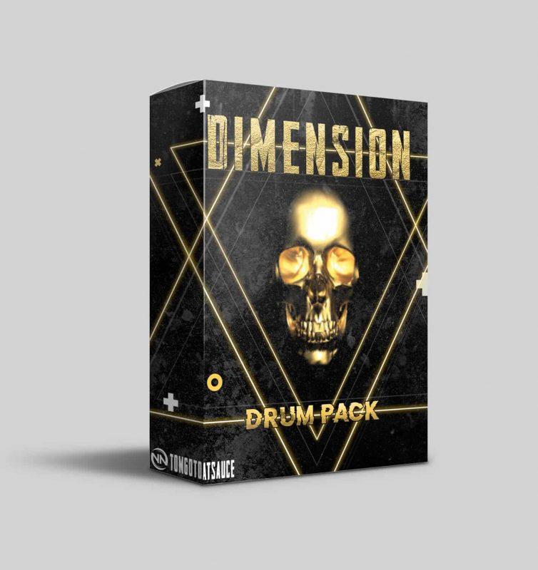 The Drum Bank - Dimension Drum Kit
