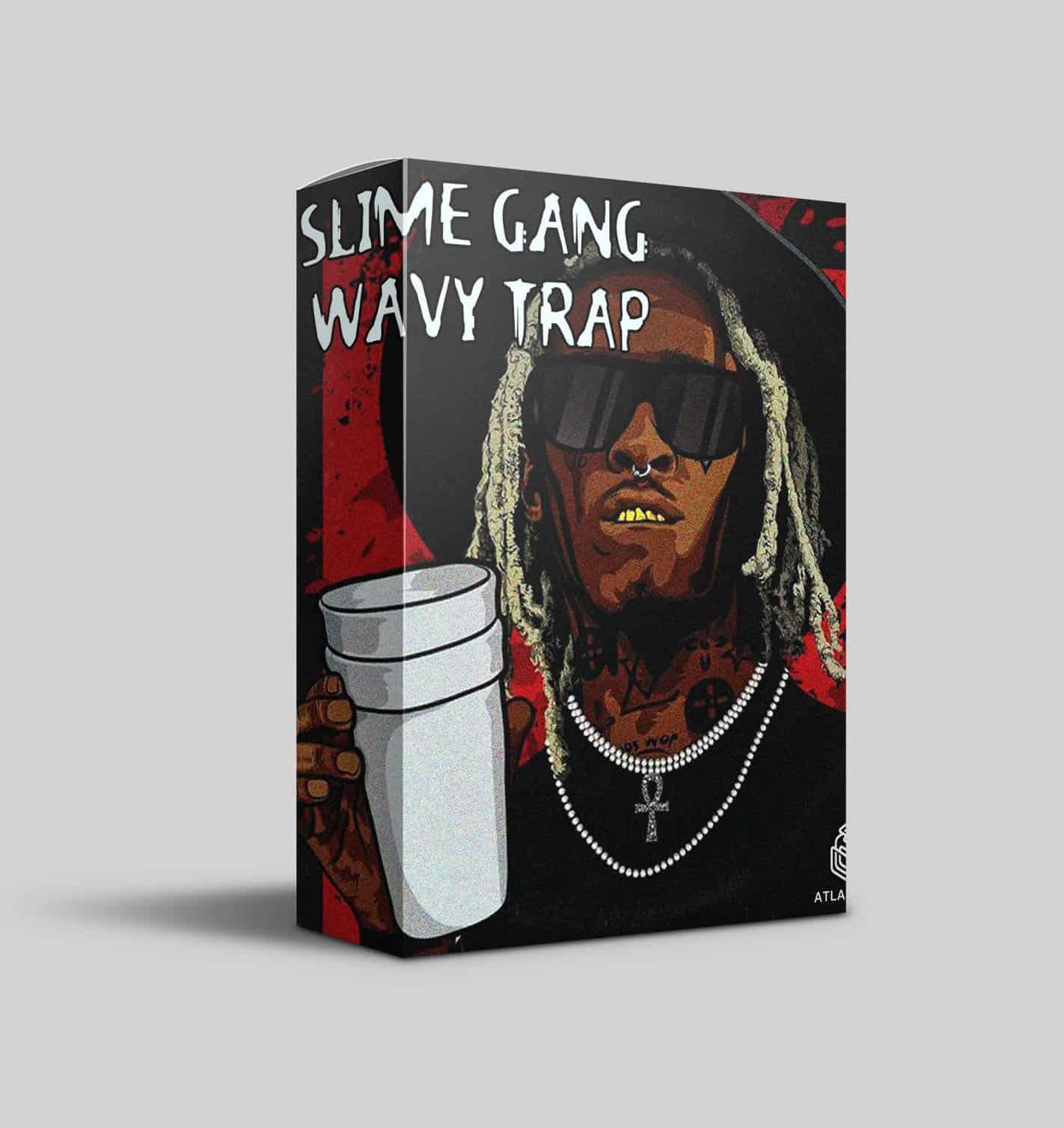 Slime Gang Wavy Trap