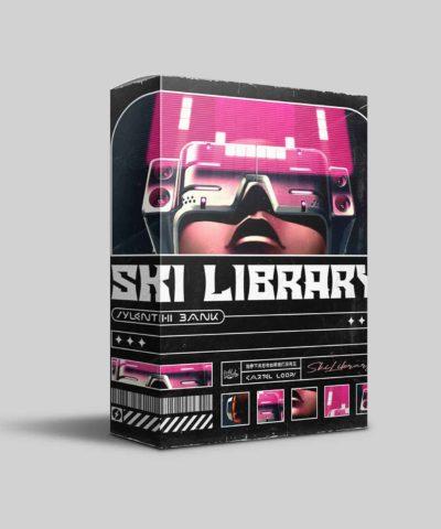 Cartel Loops - Ski Sylenth Library