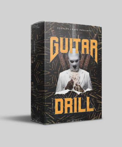 Guitar Drill Construction Kit