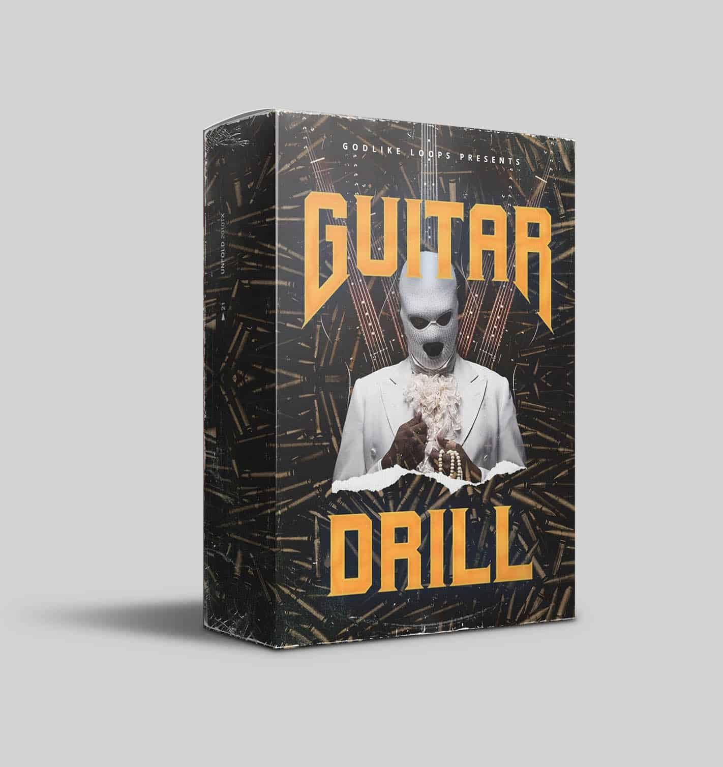 Guitar Drill Construction Kit