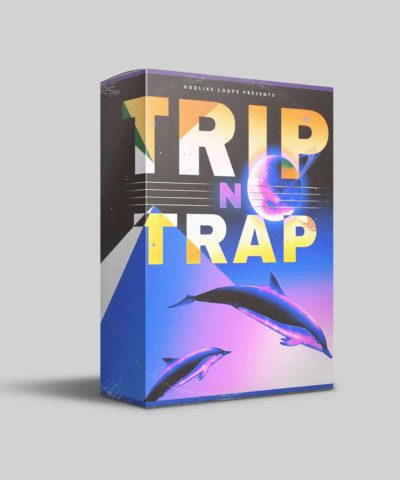 Trip N Trap Godlike Loops - 10 Construction Kits