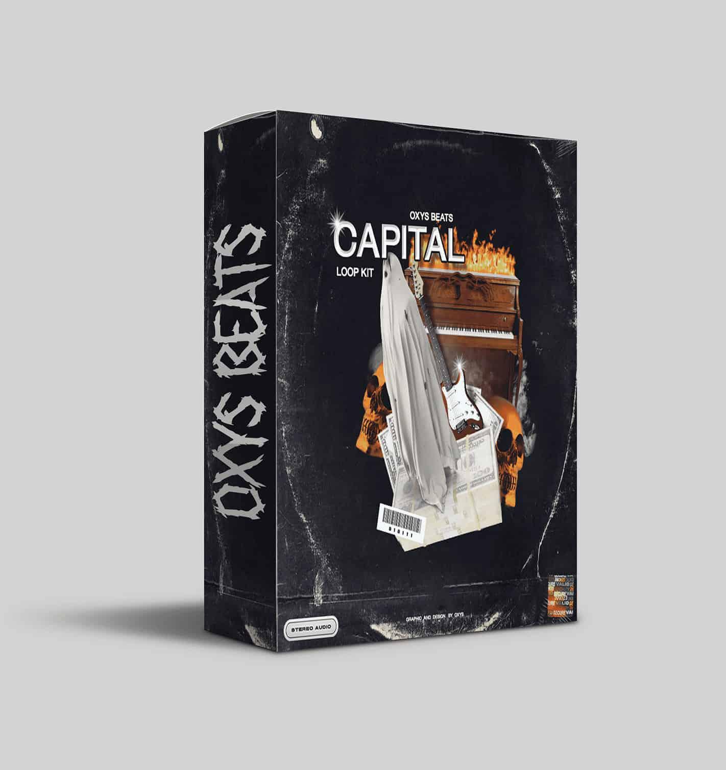 Oxys - Capital Loop Kit