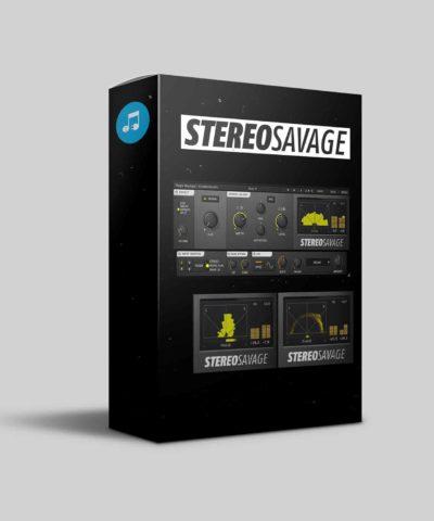 Stereo Savage Plugin