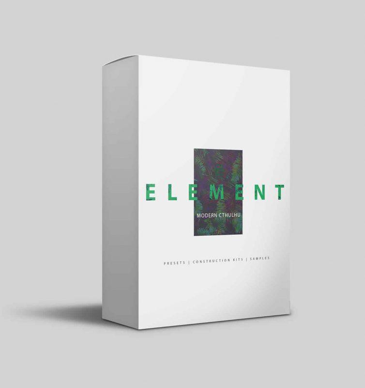 TheDrumBank - Element Cthulhu Presets