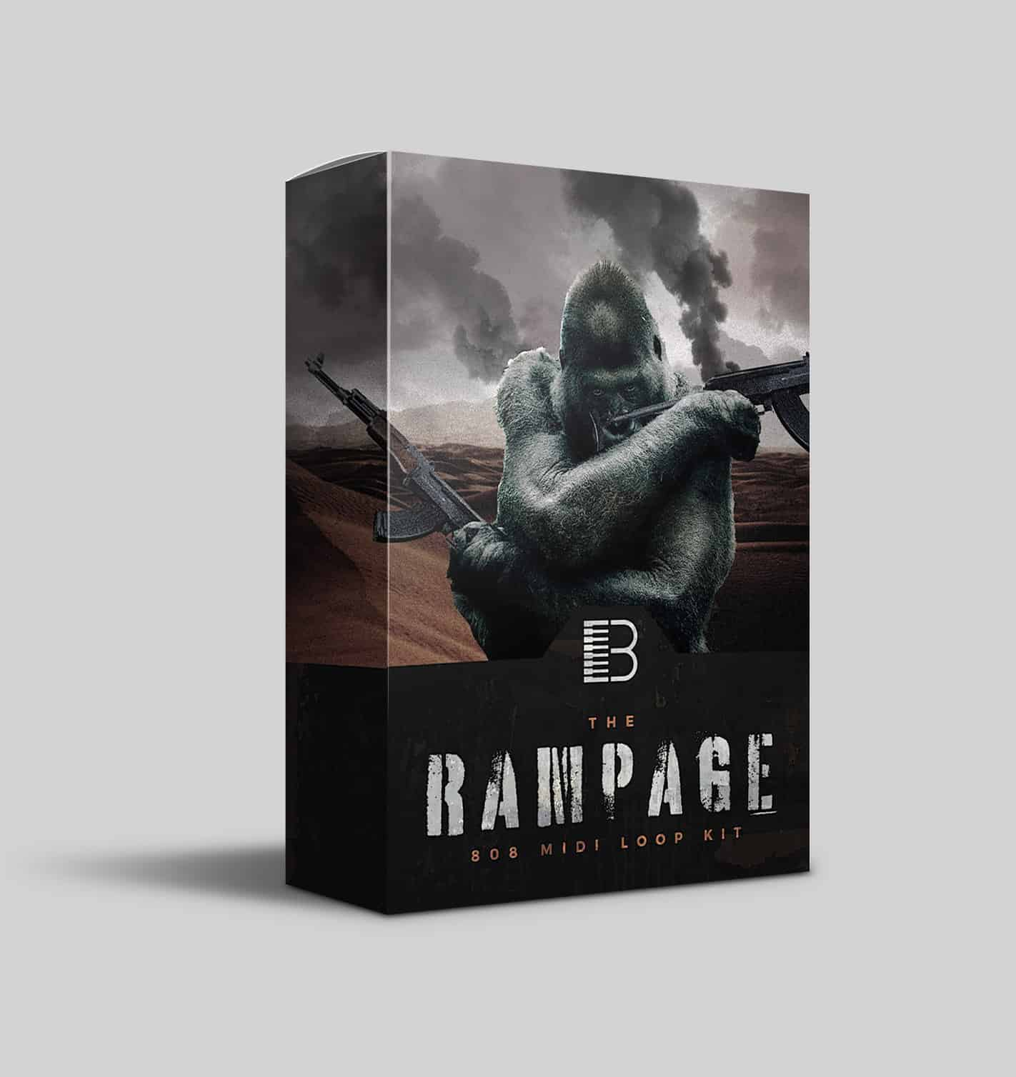 808 Midi Kit by Brandon Chapa - Rampage