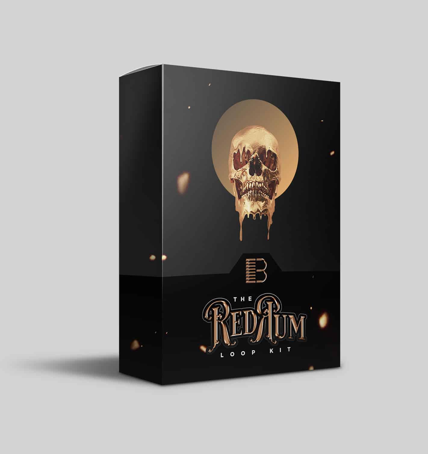 Brandon Chapa - Red Rum Melody Kit