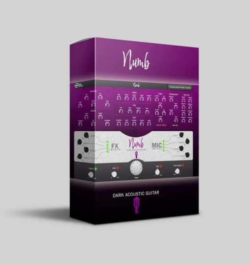Newnation - Numb Guitar Acoustic VST