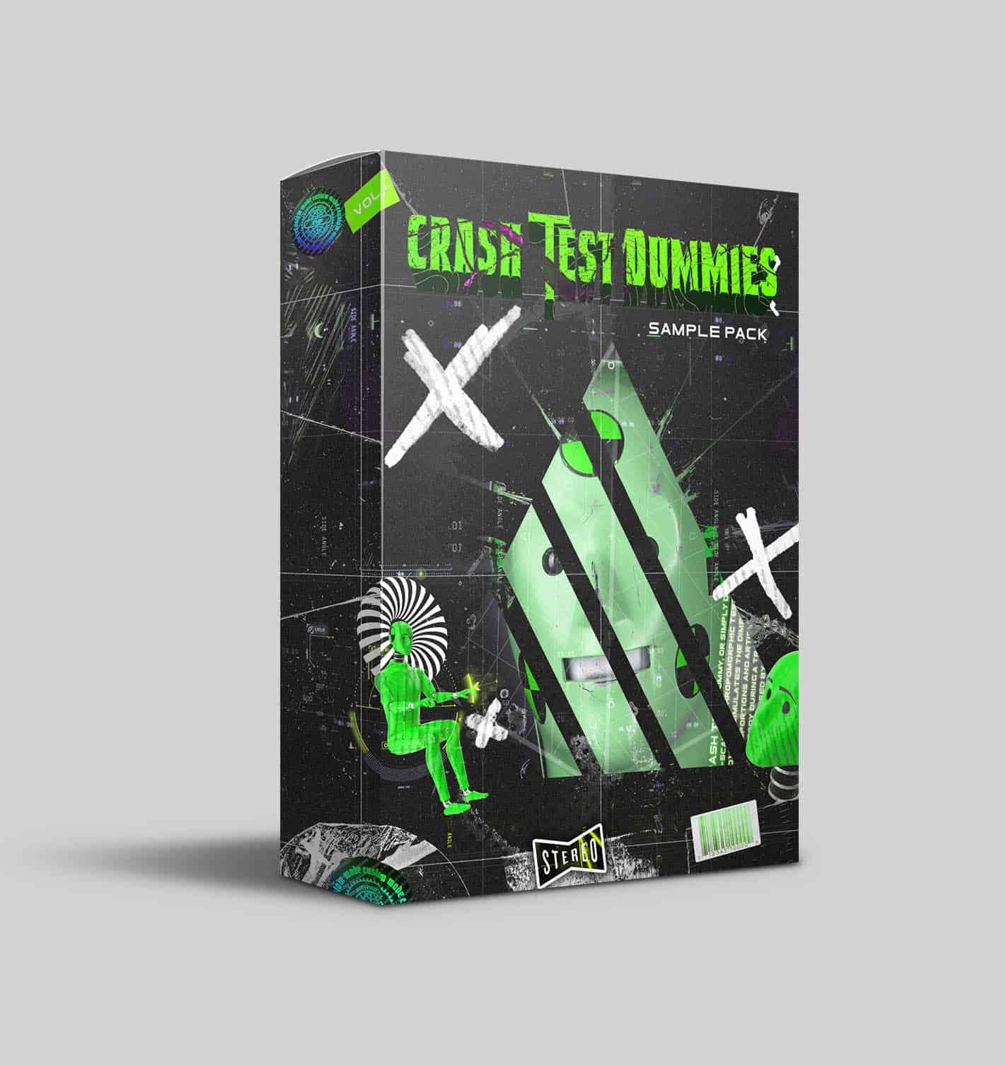 Crash Test Dummies Hip-Hop Sample Pack